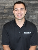 Colton Doersam - Kinesiologist/Trainer - Steelcity Physiotherapy & Wellness Centre