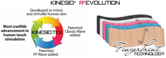 Kinesio® ReEvolution - Steelcity Physiotherapy & Wellness Centre - Sports Injury - Post Surgical Therapy - Selkirk Manitoba